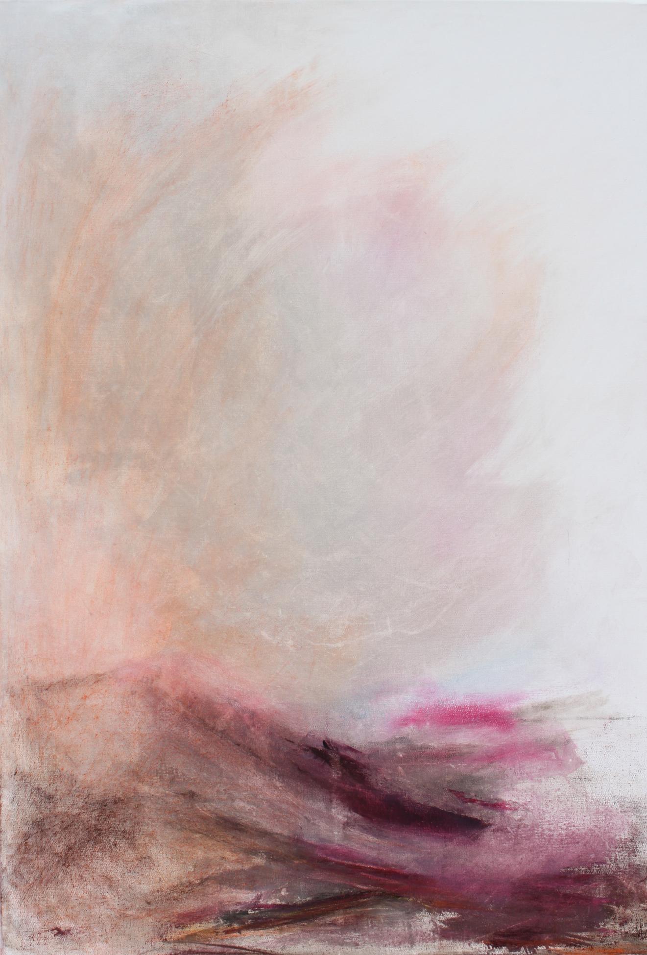 Paula, rosa Landschaft