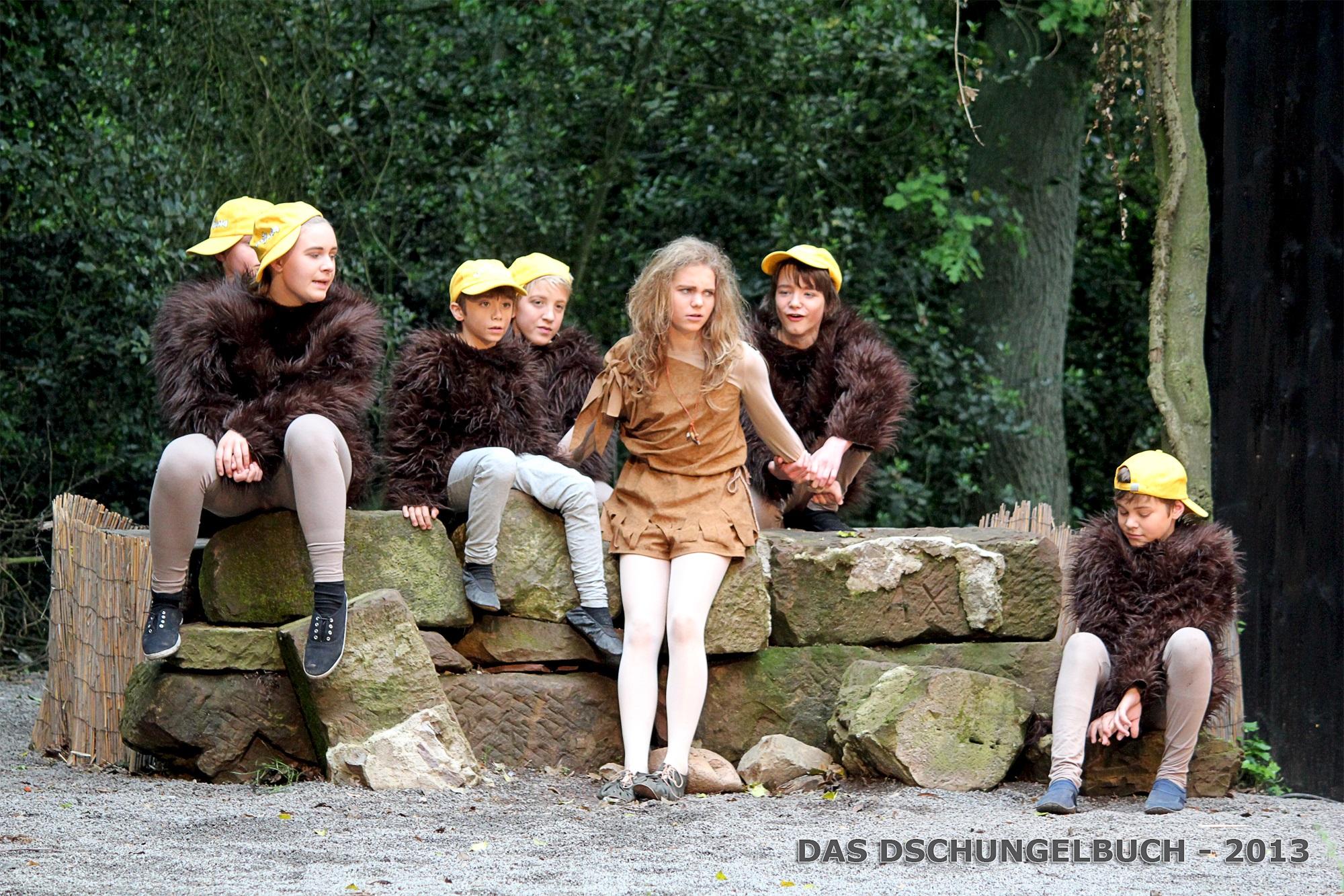 Das Dschungelbuch - 2013-1