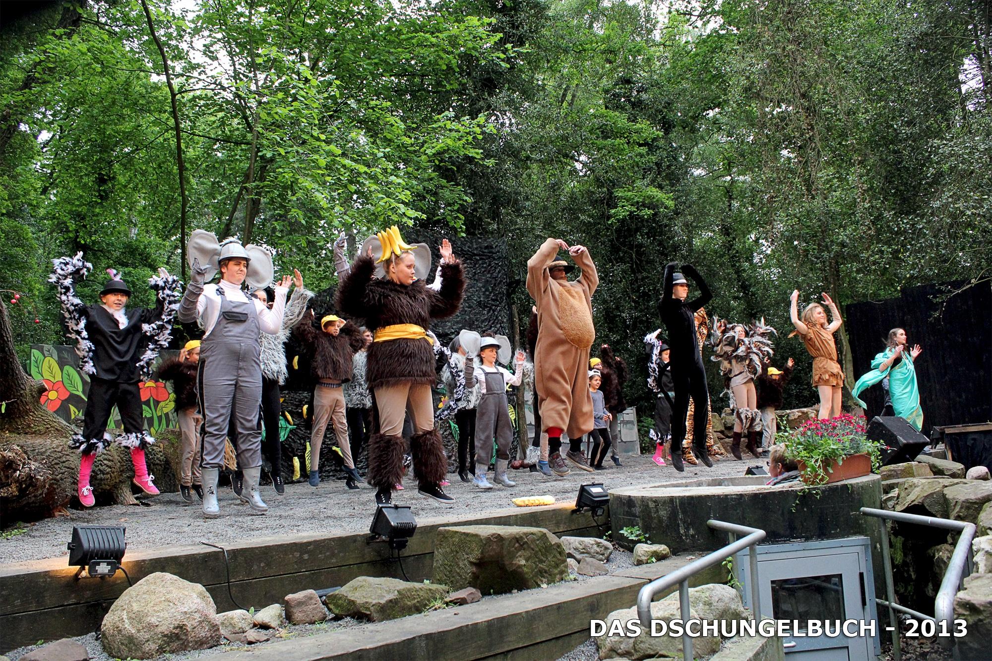 Das Dschungelbuch 2013-2
