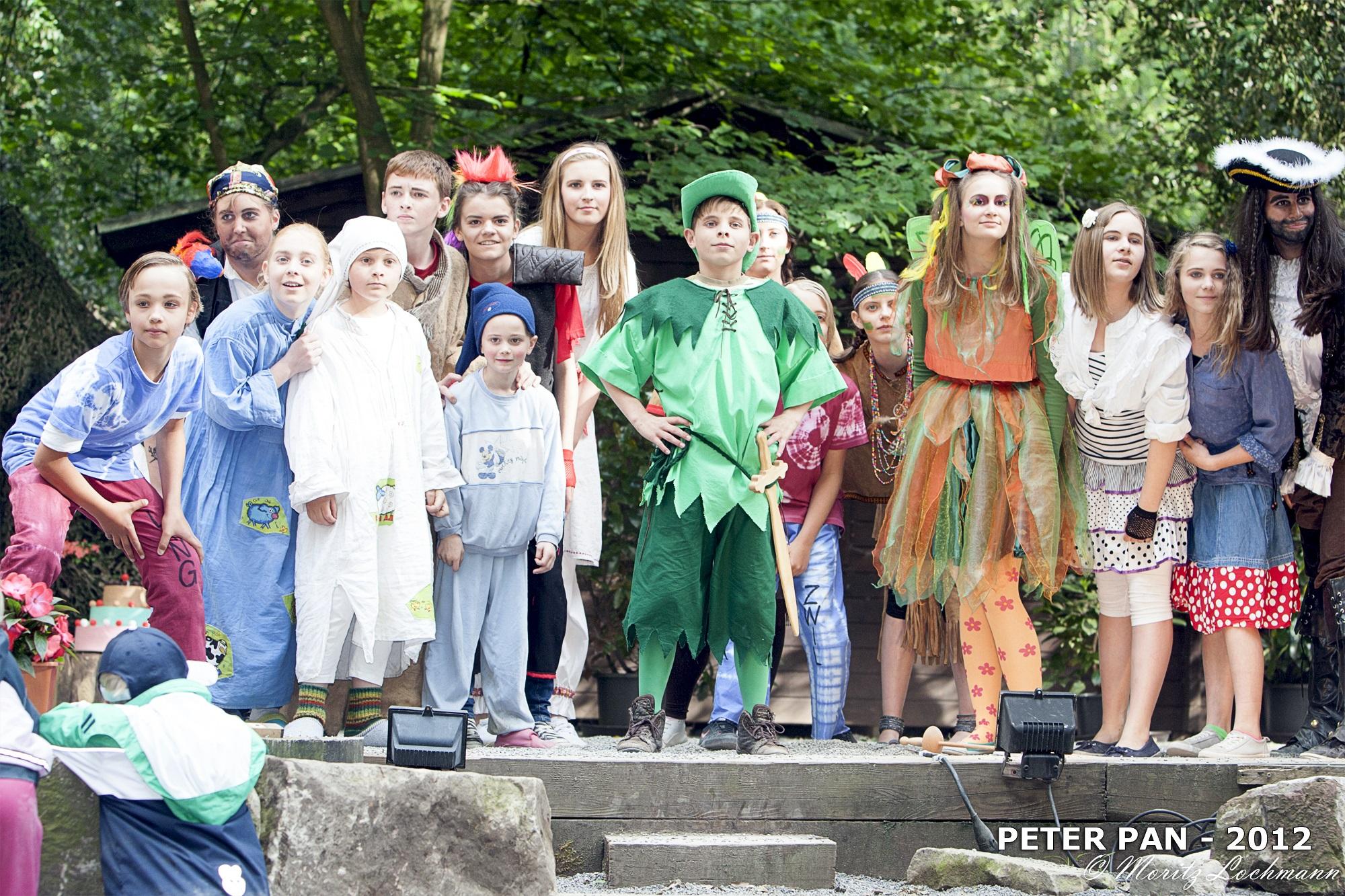 Peter Pan 2012
